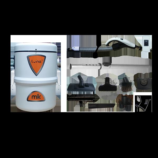 MKA Basic + Kit On/Off