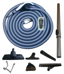 Power Kit + Mangueira On/Off com Terminal Rotativo e Regulação de Potência - 9m