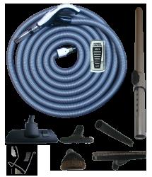 Power Kit + Mangueira On/Off com Terminal Rotativo e Regulação de Potência - 15m