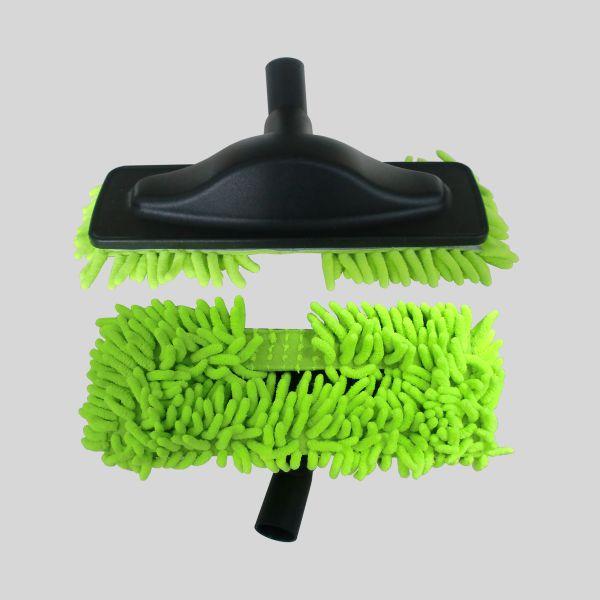 Escova Mopa Microfibra Verde
