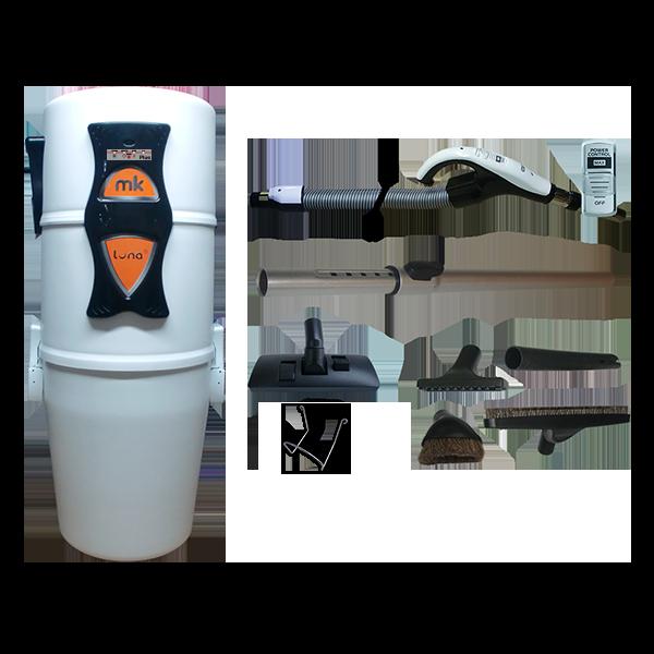 MK21 Plus + Power Kit