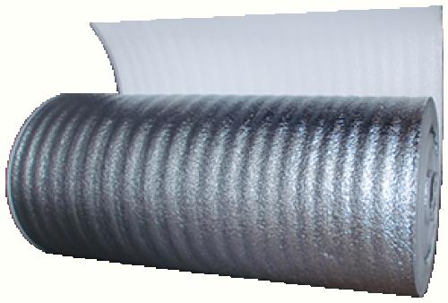Isolamento 3mm Espuma de Polietileno C/ 1 Face Pet Met